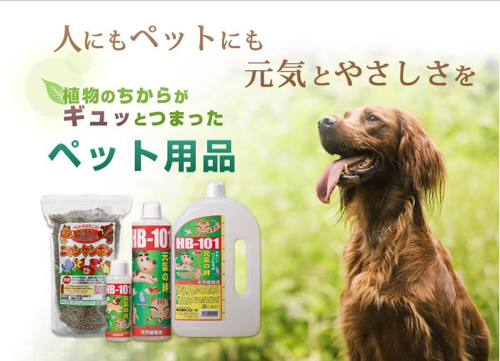 ブランド別>フローラ>ペット用活力液