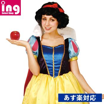 ルービーズ(Rubie's) 大人用 ドレスアップ 白雪姫Dress Up Adult Snow White ドレスアップ スノーホワイト 女性用 レディース