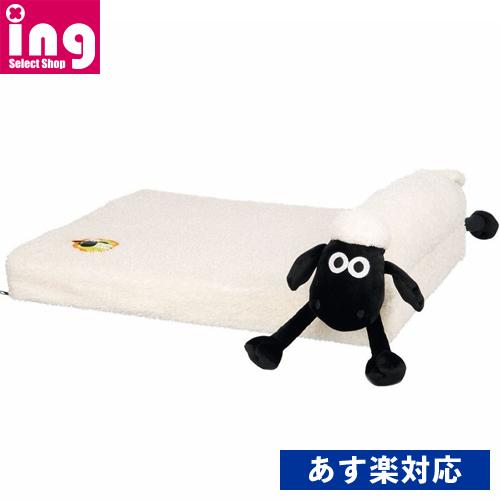 TRIXIE トリクシー ひつじのショーン Shaun the Sheep ベッド クッション ペット用 80×55cm 36891