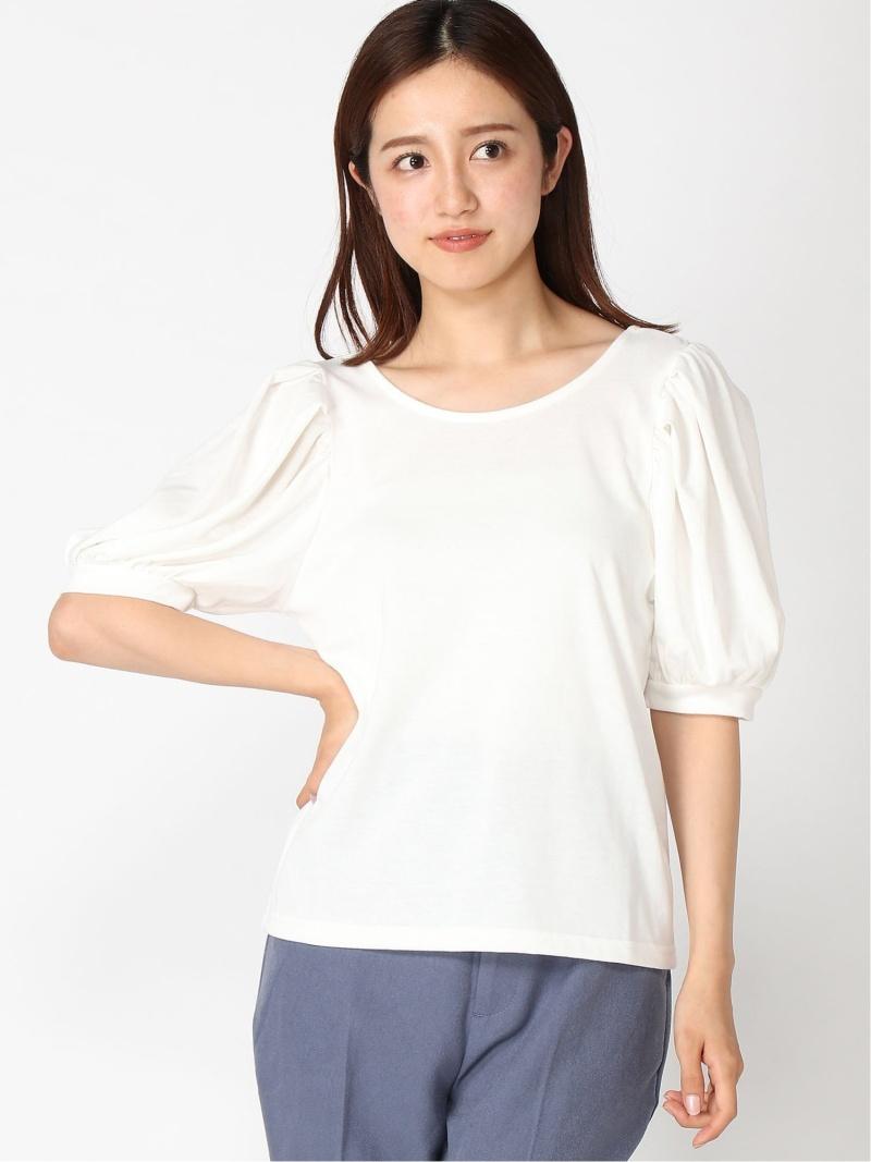 INGNI レディース カットソー イング SALE 68%OFF ボリュームパワショルT カットソーその他 ブラウン ブラック RBA_E ホワイト 在庫一掃売り切りセール Fashion Rakuten グリーン 買物
