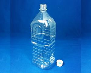 ペットボトル容器(キャップ付き)2L用用途いろいろ空ペットボトル約H295mm