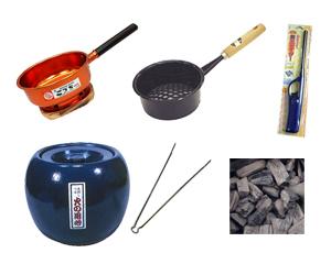 火おこしAセット(火おこし・炭バサミ・ライター・火消しつぼ・台付十能・備長炭のお得なセット)七輪をご購入時、他に何が必要なのかと迷ったら, SHOEPLAZA(シュープラザ):1bada1b2 --- officewill.xsrv.jp