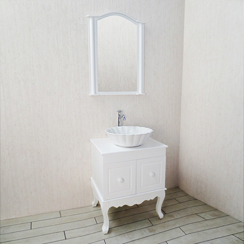 新品即決 W610×D490×H720 お得 セット | キャビネット 洗面化粧台 【VIC-27】:株式会社インクコーポレーション-木材・建築資材・設備