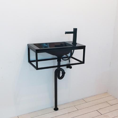 【IDS-12】インダストリアル 洗面化粧台セット