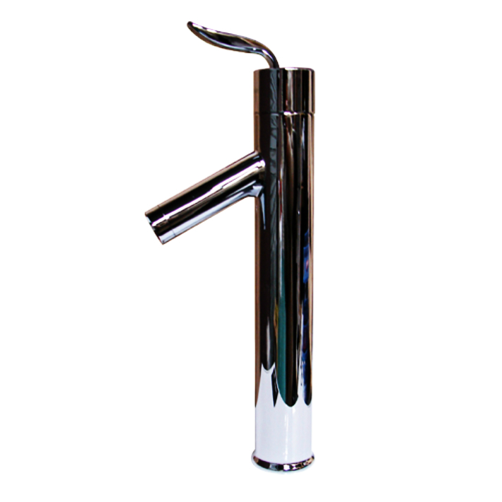 洗面ボール・洗面台用蛇口混合水栓(銀・シルバー) ATTA1801b