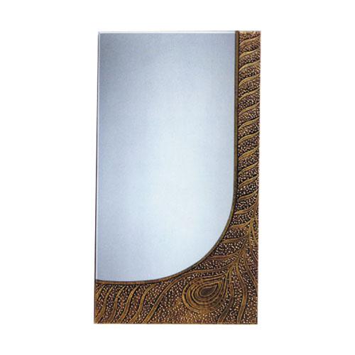 -訳あり- 鏡(壁掛け、ミラー、洗面鏡)DD06