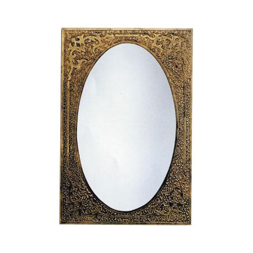 -訳あり-鏡(壁掛け、ミラー、洗面鏡)DD08-600