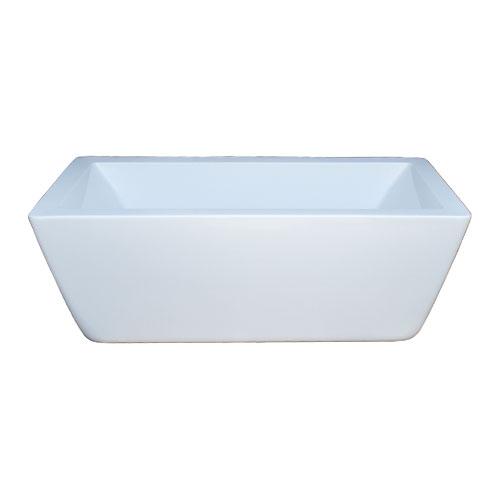 バスタブ(置き型·浴槽·お風呂) サイズW1500×D700×H560 INK-0202036H