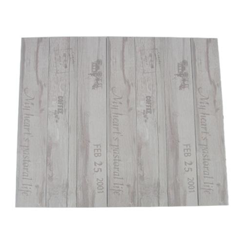陶器製ウッド調タイル(木目調) 1箱7枚入り W900×D150×T10 INK-1317001H
