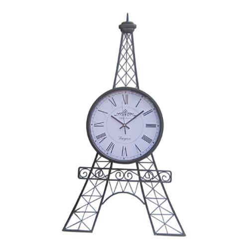 壁掛け時計 塔 アンティーク風 インテリア INK-1710016H