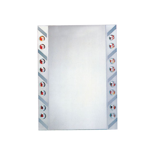 -訳あり商品-装飾多少キズあり・ミラー(壁掛け、ミラー、洗面鏡)TZ04