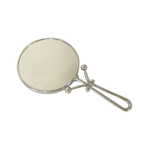 シンプルで上品さを感じさせる手鏡 手鏡 おしゃれ XJZ-243 贈り物 ギフト インテリア 着後レビューで 送料無料