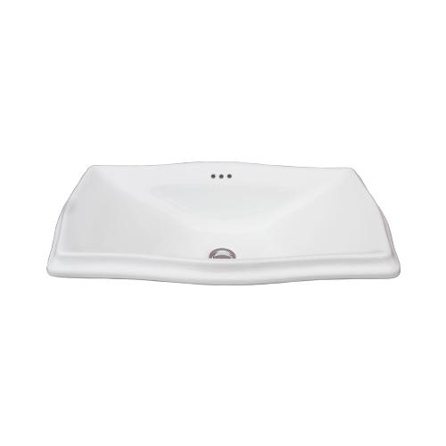 洗面ボウル 陶器 おしゃれ 本物◆ 洗面台 品番INK-0402026H W700×D410×H180 埋込 オーバーフロー有り 品質検査済
