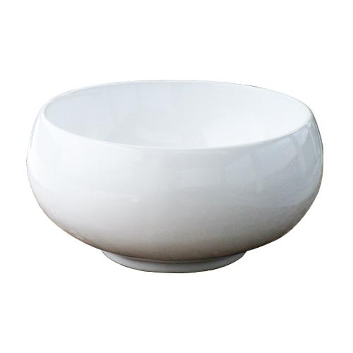 洗面ボウル 小さい 丸 陶器 手洗器 おしゃれ 置き型 オンカウンターシンク オーバーフロー無し W310×D310×H155 INK-0405066H
