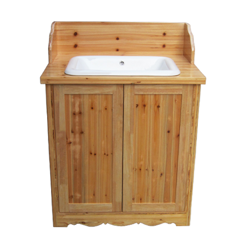 品質満点! INK-0501039H:株式会社インクコーポレーション 洗面化粧台 幅750(洗面台・化粧台・収納) ナチュラル・ブラウン -木材・建築資材・設備