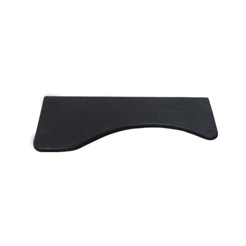 大理石風石板 黒・ブラック W450×D230×T15 INK-0504096H