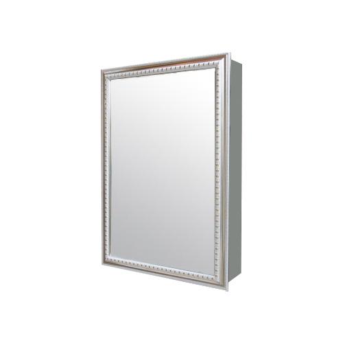 ミラーキャビネット(おしゃれ・洗面鏡・洗面化粧台・収納・鏡扉) INK-0702004G