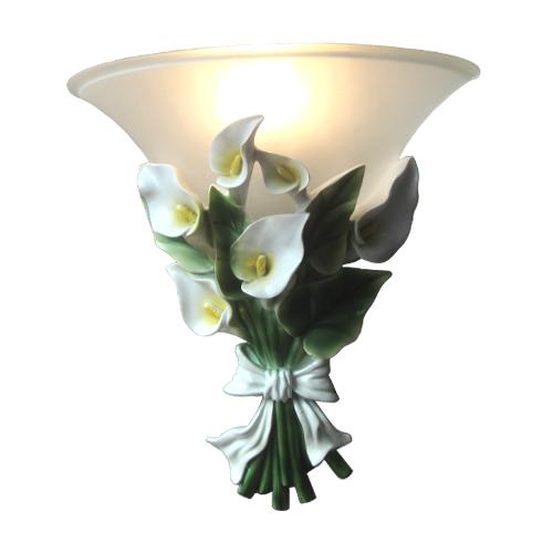 花束型ウォールランプ (ライト・壁付け・ブラケットランプ・おしゃれ・インテリア) INK-1001062H