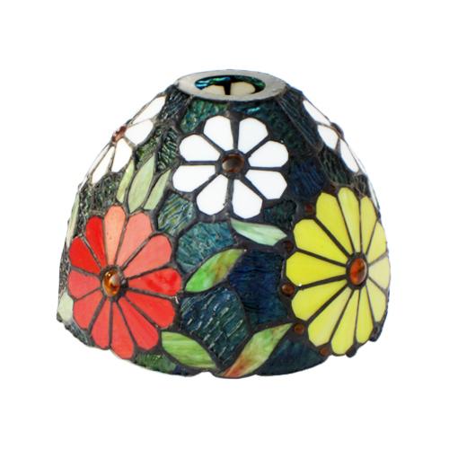 灯具が選べるステンドグラスランプ (ライト・おしゃれ・インテリア) INK-1004009H