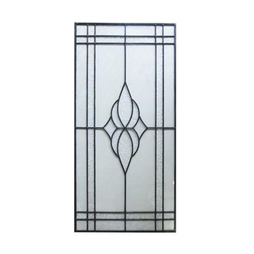 ステンドグラス(アンティーク風・装飾ガラス・雑貨・お洒落) W425×H885×T10 INK-1103016H