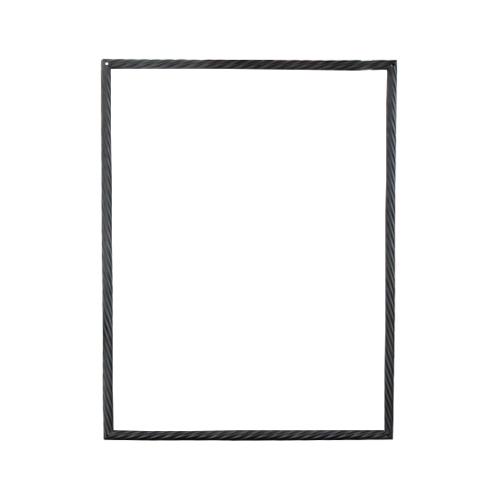 アイアンフレーム(鏡・枠・パーツ・装飾・スパイラル・ねじれ) W675×H875×T24 INK-1401278H