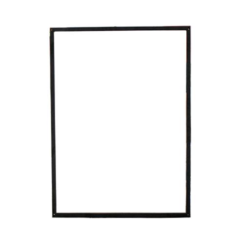 アイアンフレーム(鏡・枠・パーツ・装飾・フラット・ストレート) W505×H655×T16 INK-1401279H