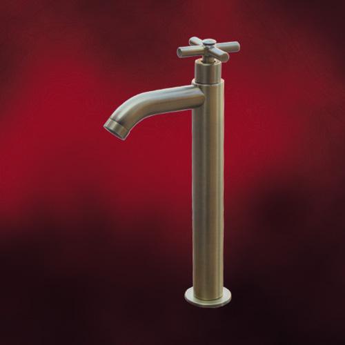 単水栓(洗面ボウル・洗面台・蛇口)古金 INK-0302054H