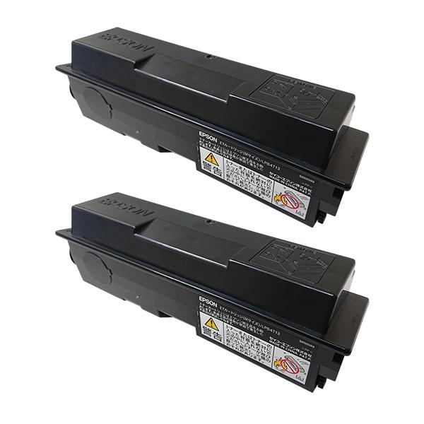 【業務用】LPB4T13 (ブラック2個パック) リサイクルトナーカートリッジ 領収書発行 エプソン用(EPSON用)リサイクルトナー LP-S310 / LP-S310C2 / LP-S310C9 / LP-S310N / LP-S310NC2 / LP-S310NC9用 送料無料【あす楽対応】インク革命