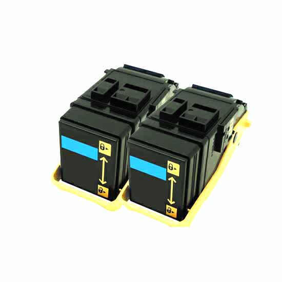 【業務用】LPC3T18CP (シアン2個パック) エプソン EPSON用 リサイクル トナーカートリッジ 送料無料【インク革命】