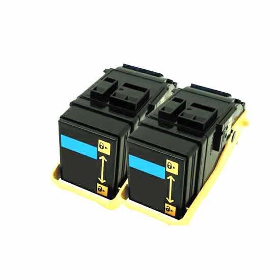 LPC3T18CP(シアン2個パック) 領収書発行 送料無料あす楽エプソン用(EPSON用)リサイクルトナーカートリッジ(EPSON) LP-S7100/-S7100R/-S7100RZ/-S7100Z/-S71C8/-S71C9/-S71RC8/-S71RC9/-S71RZC8/-S71RZC9/-S71ZC8/-S71ZC9/-S8100/-S8100PS/-S81C9用【インク革命製】