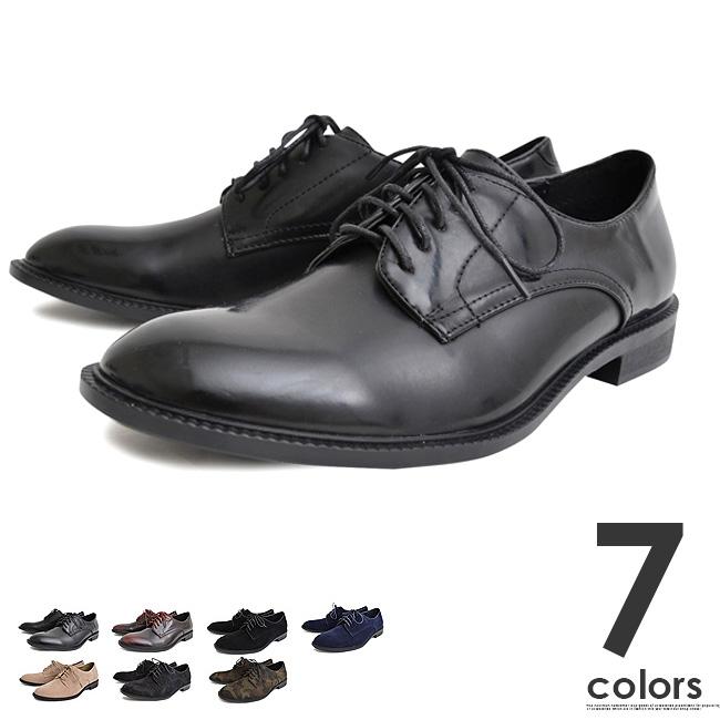 プレーントゥシューズメンズ短靴革靴レザーカジュアルローカットメンズ靴ショートブーツ男性用メンズ