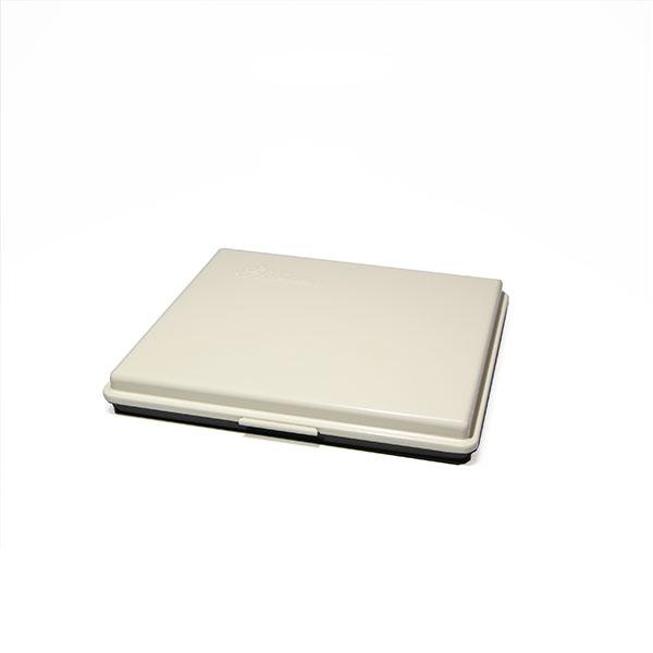 シャイニーメタルパッド[Shiny・MP-1F](無地スタンプ台)パッドサイズ:180x210mm・インク別売