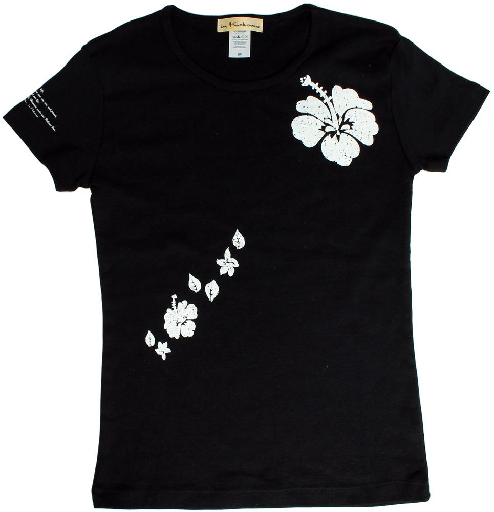 2aae85419 in Kokomo inc.: By Hula T shirts, Womens BIG hibiscus | Rakuten ...