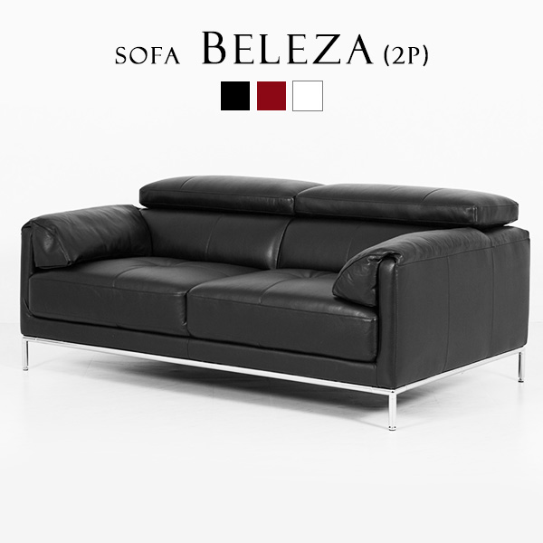 Take two genuine leather sofas, and hang two reception low sofa high  quality genuine leather leather tension high back leather white red black;  2P ...