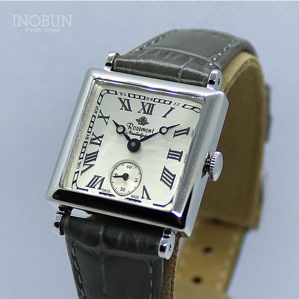 ロゼモン 腕時計 Nostalgia Rosemont N011-SWR EGY