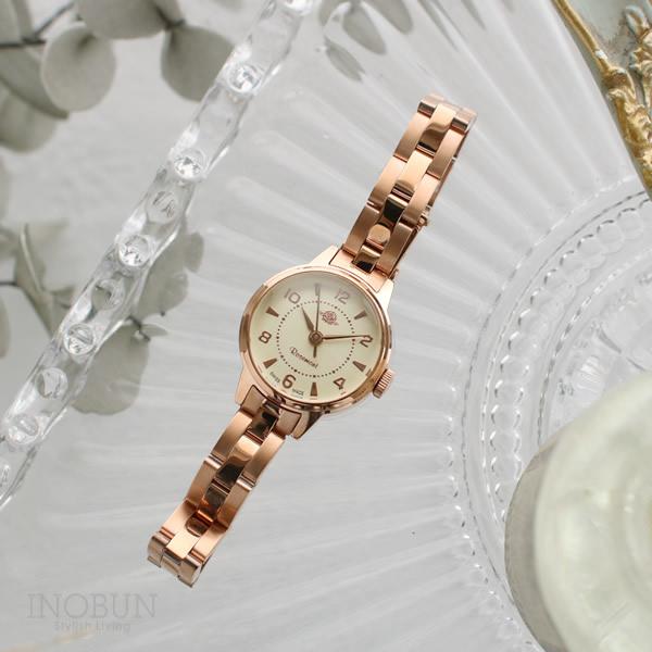 ロゼモン 腕時計 Antique Touch Rose Series Rosemont RS#1-01 MT ピンクゴールド