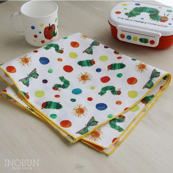 inobun | Rakuten Global Market: Very hungry caterpillar table napkin ...