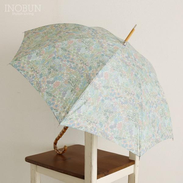 クーポール Coupole リバティ LIBERTY 長傘 日傘 晴雨兼用 Margaret Annie マーガレットアニー ブルー