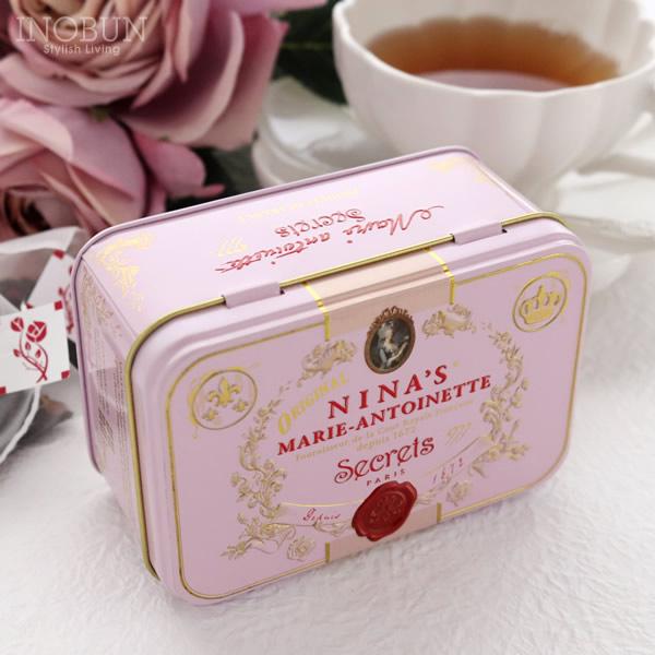 ニナス オリジナル マリーアントワネットティー Royal box for tea