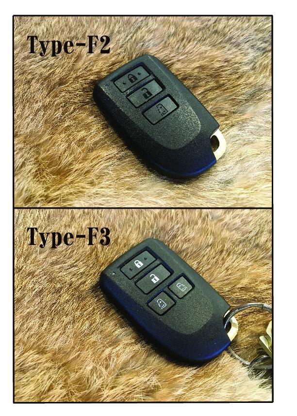 TOYOTA キーケース スマートキーケース Type F1 2 3 ポルテ ハイエース スペイド トヨタ ギフト プレゼント追加可能オプション 名入れ ロゴ入れ7fybg6