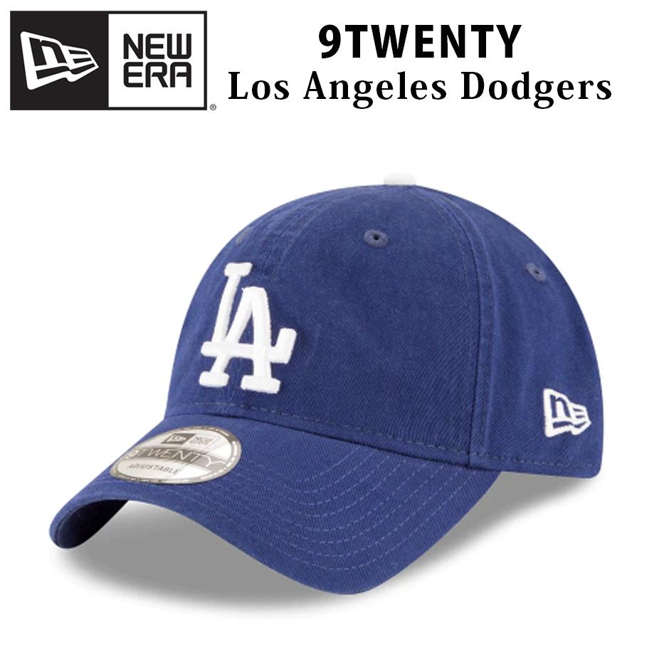 送料無料 豪華な ネコポス便 ポスト投函での発送となります NEW ERA ニューエラ 9TWENTY LA ドジャース DODGERS 帽子 ロゴ ローキャップ 920 11591532 キャップ ロサンジェルス 手数料無料 ブルー
