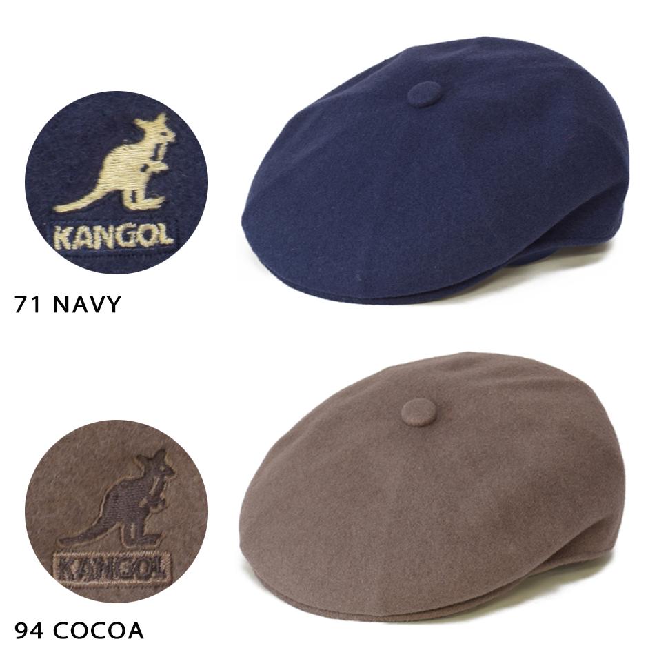 カンゴール KANGOL ハンチング WOOL GALAXY hunting メンズ レディース ベレー帽 豊富なサイズ S M L XL代理店商品 秋 冬 帽子oBdCex