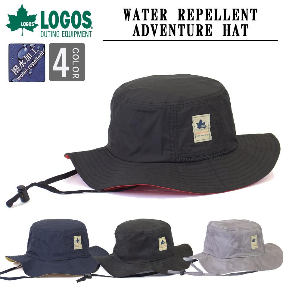 ネコポスにて送料無料 ロゴス 送料無料 激安 値引き お買い得 キ゛フト LOGOS アドベンチャーハット ロゴハット ハット 帽子 アウトドア LS3N200Q 日焼け対策 ブランド adventure logos hat フェス