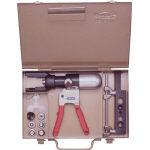 【エビ】手動油圧式フレアスエジングツー FSH20【TN】【TC】【フレアリングツール(新冷媒タイプ)/フレアリングツール/電設・配管用工具/ロブテックス】