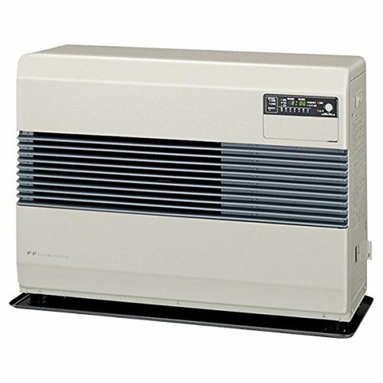 FF式石油暖房機 温風ヒーター フロスティホワイト FF-7414-W 送料無料 暖房 あったか ヒーター CORONA コロナ 【D】