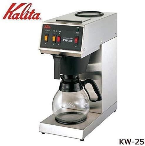Kalita(カリタ) 業務用コーヒーメーカー 15杯用 KW-25 【TC】[K]【送料無料】