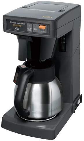 Kalita(カリタ) 業務用コーヒーメーカー 12杯用 ET-550TD 【TC】[K]【送料無料】