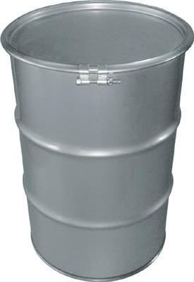 【JFE】JFE ステンレスドラム缶オープン缶 KD200B【コンテナ・容器/ドラム缶/JFEドラムサービス/ステンレスドラム缶/ステンレス オープンドラム缶(ボルトバンドタイプ)/ジェイエフイー】【TC】【TN】