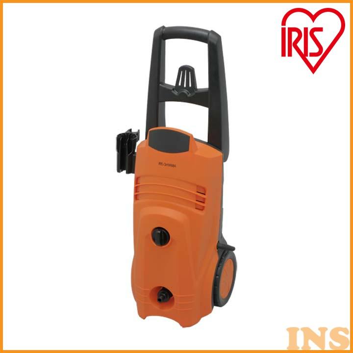 ≪送料無料≫高圧洗浄機 FIN-801PE-D(50Hz 東日本専用)・FIN-801PW-D(60Hz 西日本専用) オレンジ アイリスオーヤマ