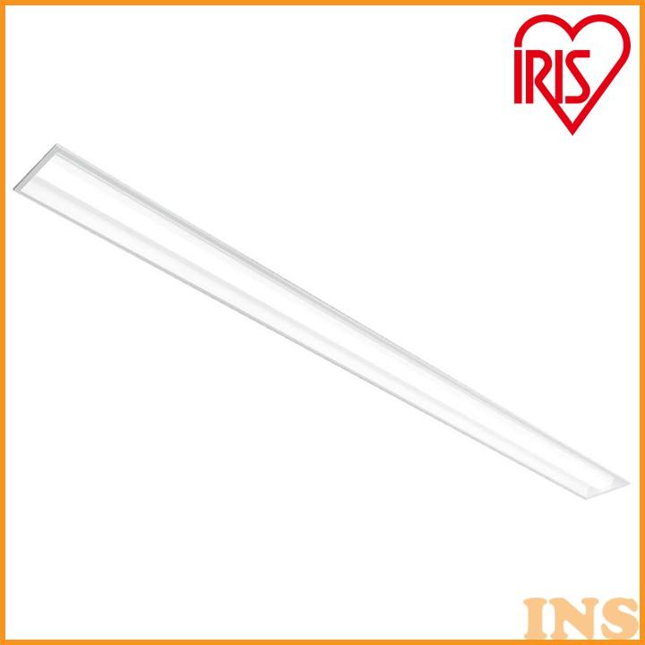 ラインルクス埋込型110形非調光LX160F-43WW-UK110T-W170送料無料埋込型110形非調光器具本体LEDユニット業務用ライトあかり灯り電気LEDライト天井照明照明天井アイリスオーヤマ